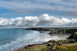 Littlehaven Pembrokeshire Wales UK