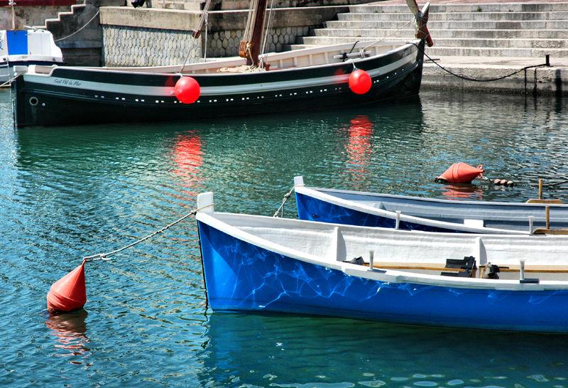 Boats Arenys de Mar Cataunya Spain