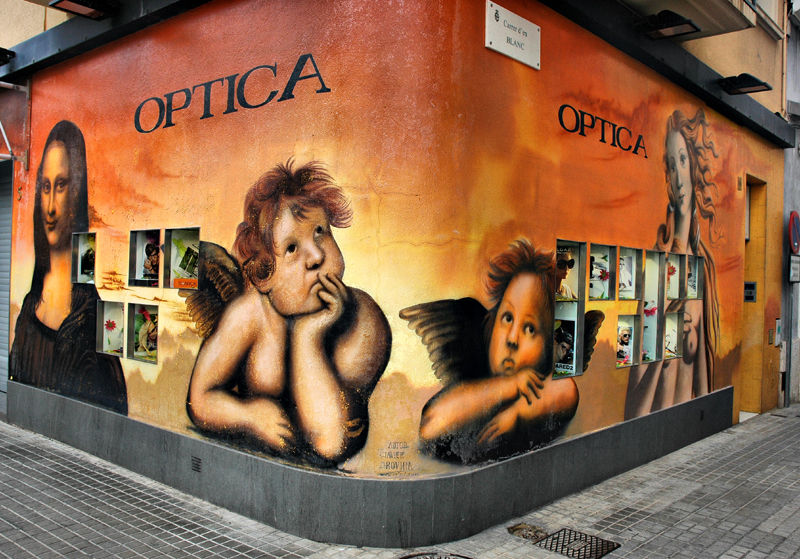 Opticians Figueres Spain