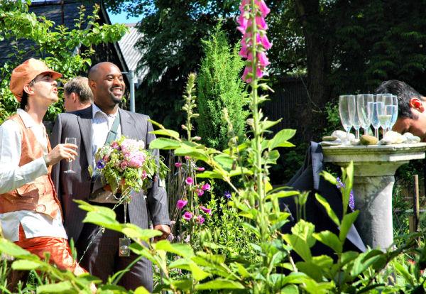 Wedding Garden Party UK