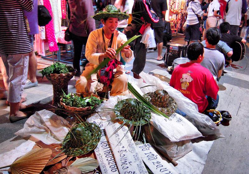 Hat Maker Chiang Mai Thailand