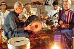 Musicians Chiang Mai Thailand