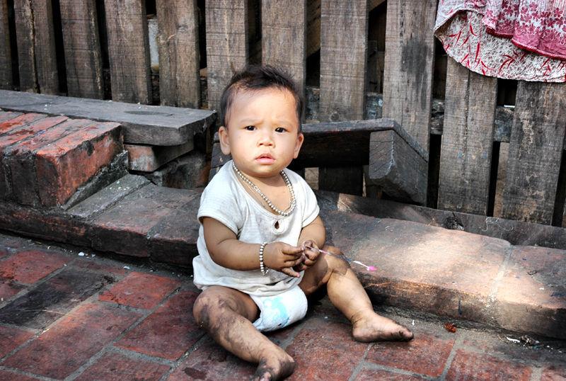 Baby Luang Prabang Laos