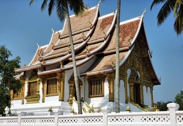 Haw Pha Bangt Luang Prabang Laos