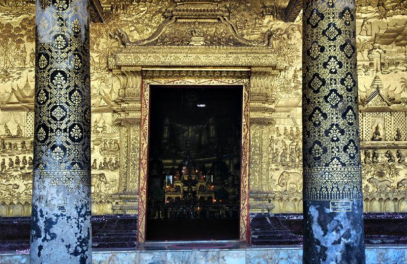 Wat Luang Prabang  Laos