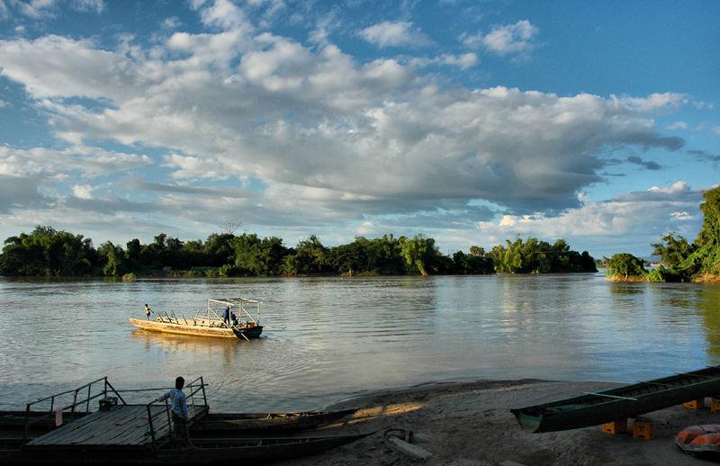 Don Dek Mekong Four Thousand Islands Laos
