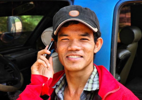 Yonng Driver Don Dek Mekong Four Thousand Islands