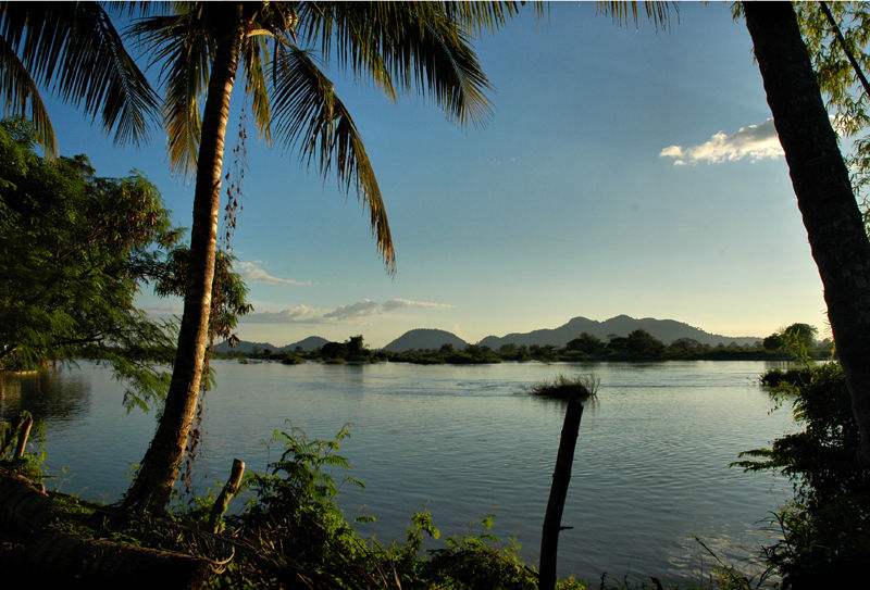 Don Dek Mekong Four Thousand Islands Laos