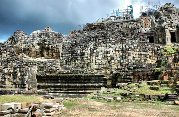 Baphuon Angkor Temple Complex Cambodia