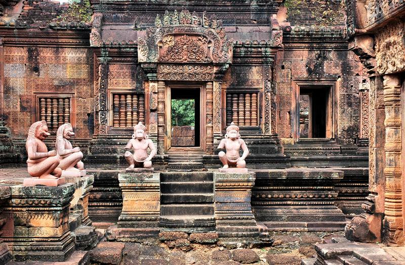 Banteay Srei Angkor Cambodia