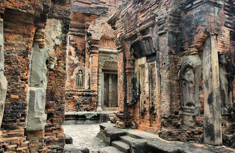 Preah Ko Angkor Cambodia