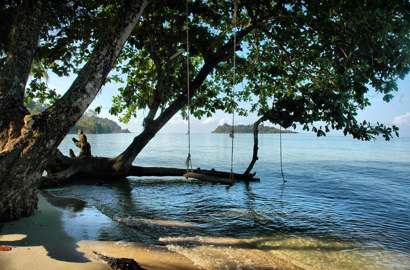 Beach Ko Chang Thailand