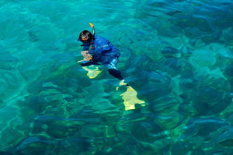 Snorkelling Ko Chang Thailand