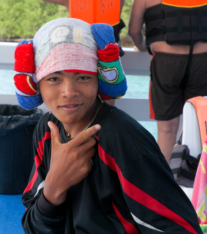 Towelhead Captains Mate Ko Chang Thailand