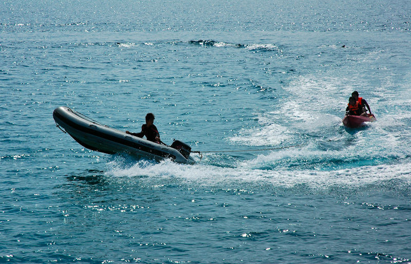 Speedboat Ko Chang Thailand