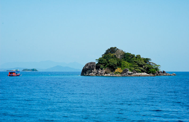 Islands Ko Chang Thailand