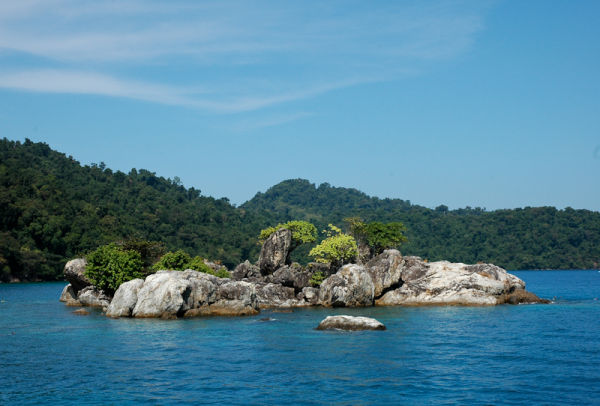 Islands Ko Chang Thailand