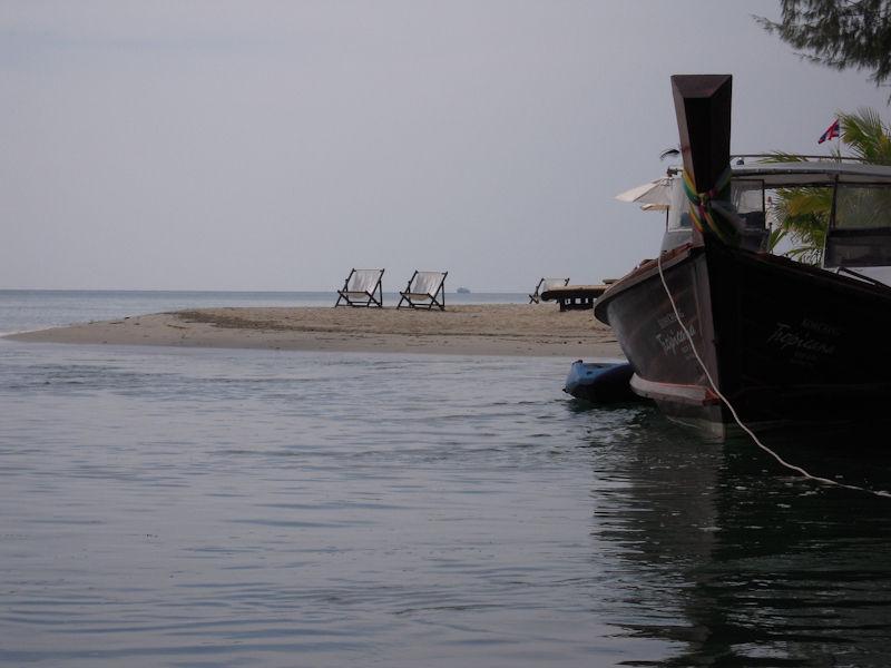 Dechchairs Beach Ko Chang Thailand
