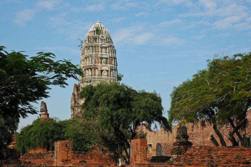 Ratchaburana Ayuthaya Thailand