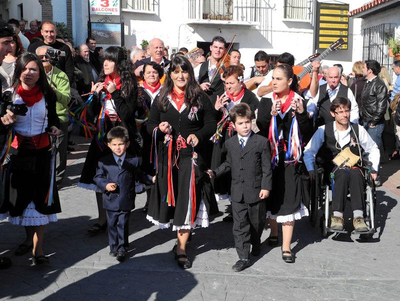 Verdialles Comares Andalucia Spain