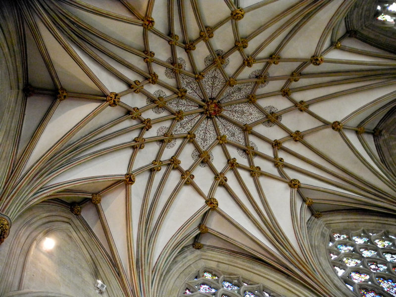 Wells Cathedral Somerset UK