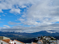 Comares Cloud Andalucia Spain
