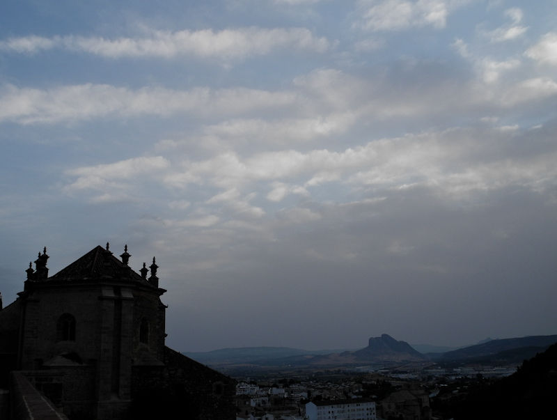 Dawn Antequera Andalusia Spain
