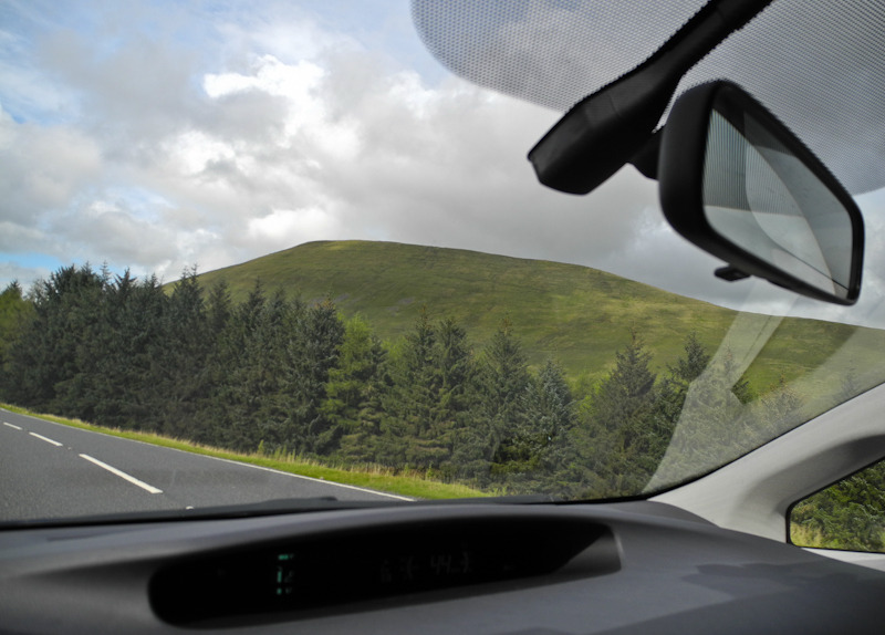 Drive By Brecon Beacons Wales