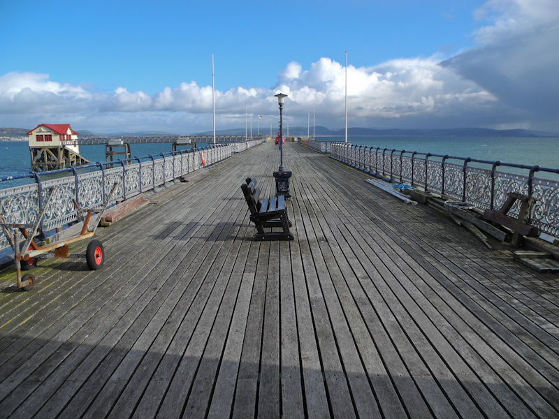 Mumbles Pier Gower Wales