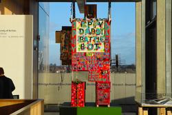 Robot Walsall Art Gallery West Midlands UK