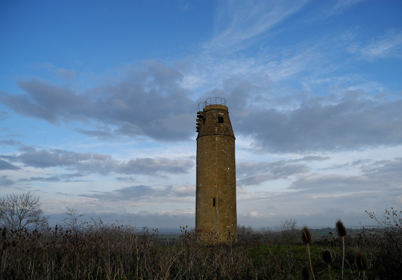 Montacute Tower Somerset UK