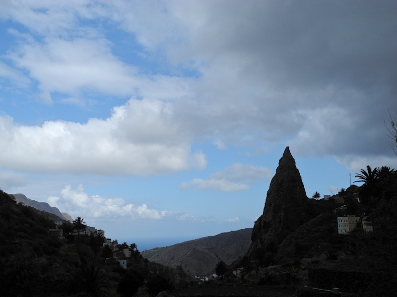Hermigua La Gomera Canary Islands Spain