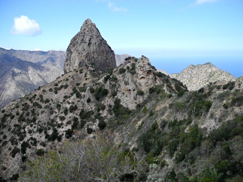 El Teon La Gomera Canaries Spain