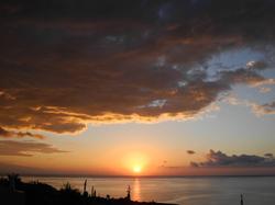 Dawn Playa de Santiago La Gomera Canaries Spain