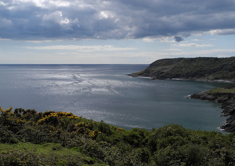 Coast Path Gower Wales