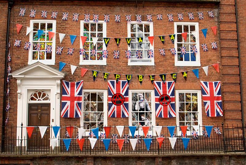 Ludlow Jubilee Shropshire UK