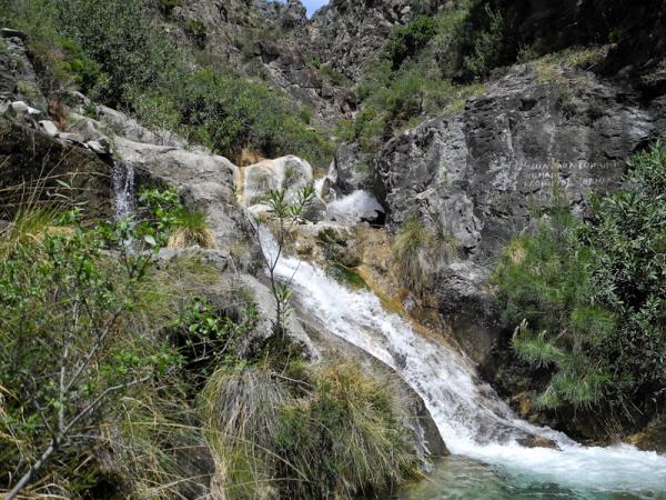 Alamanchares Axarquia Andalusia Spain