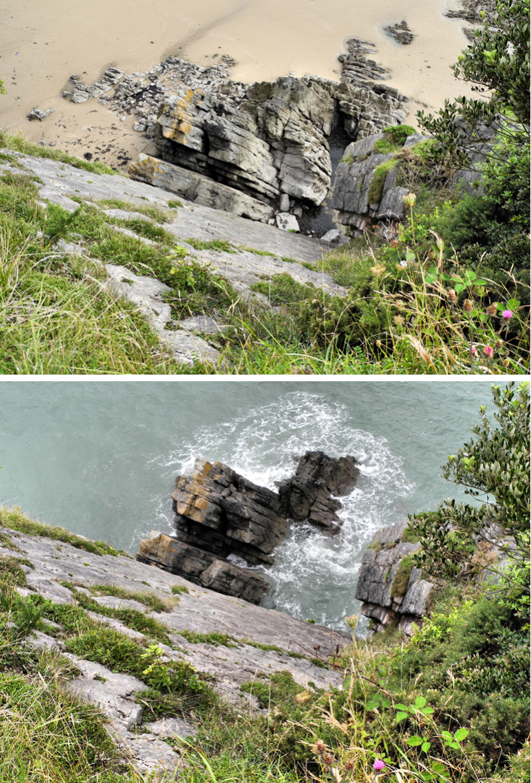 Coast Path Gower Wales