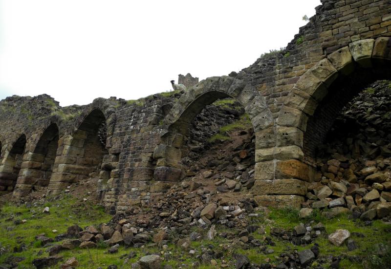 Iron Mines Rosedale North York Moors UK