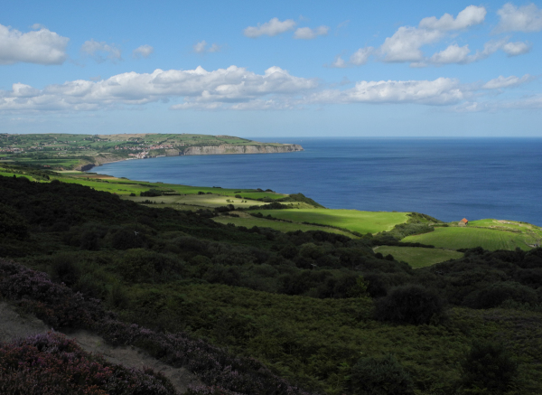 Robin Hoods Bay Railway North York Moors UK