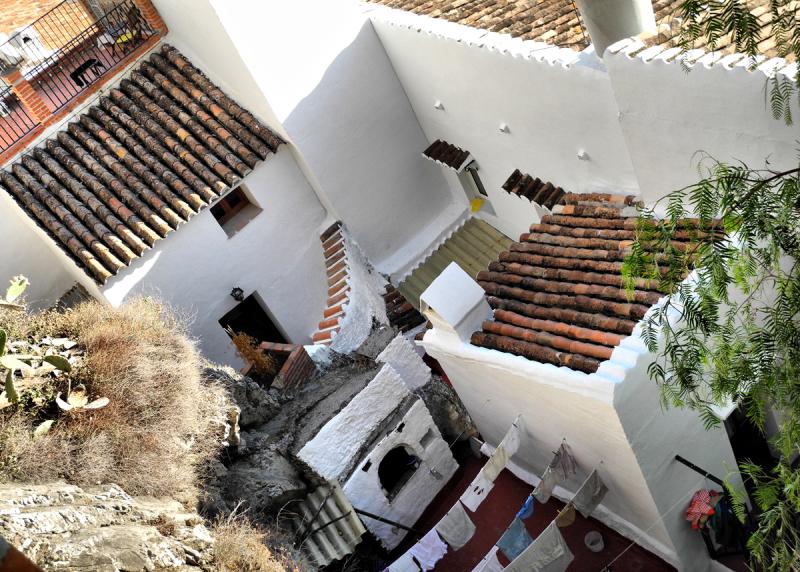 Canillas de Aceituno Axarquia Andalusia Spain