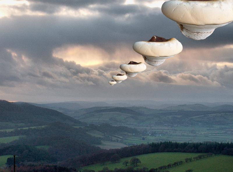 Ludlow UFO Shropshire UK