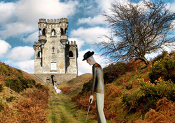 Crazy Golf Clee Hill Shropshire UK