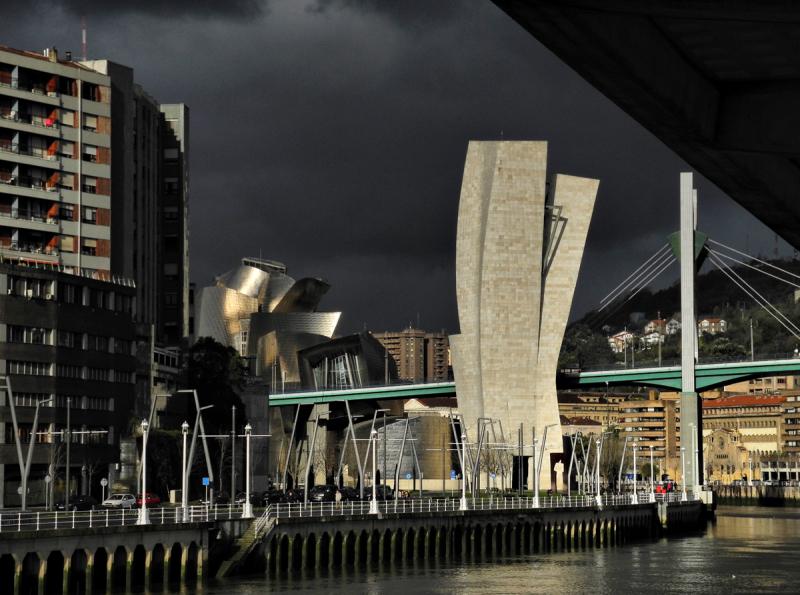 Bilbao Museo Guggenheim Spain