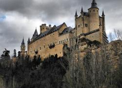 Segovia Castle Spain