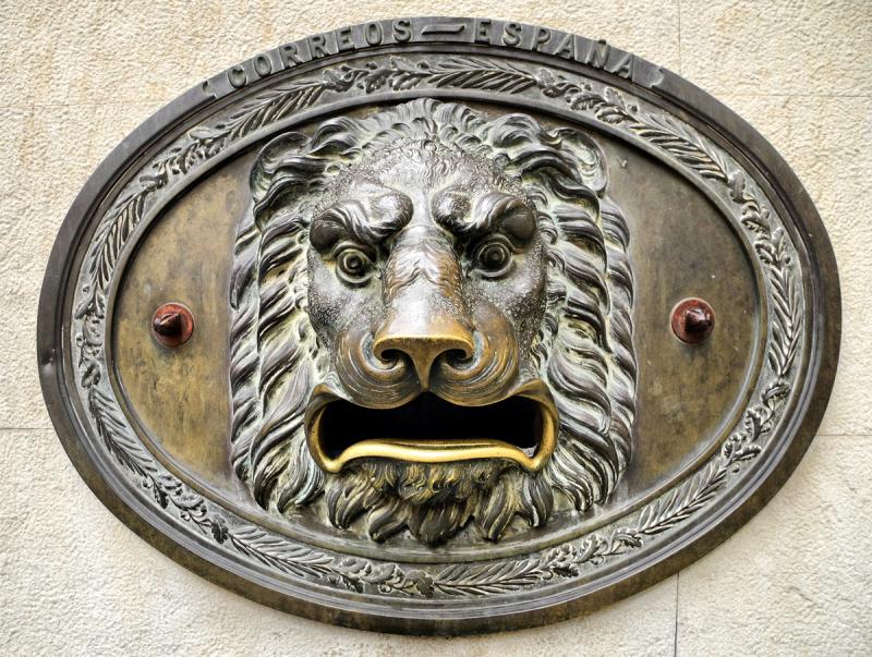 Cuenca Spain Postbox