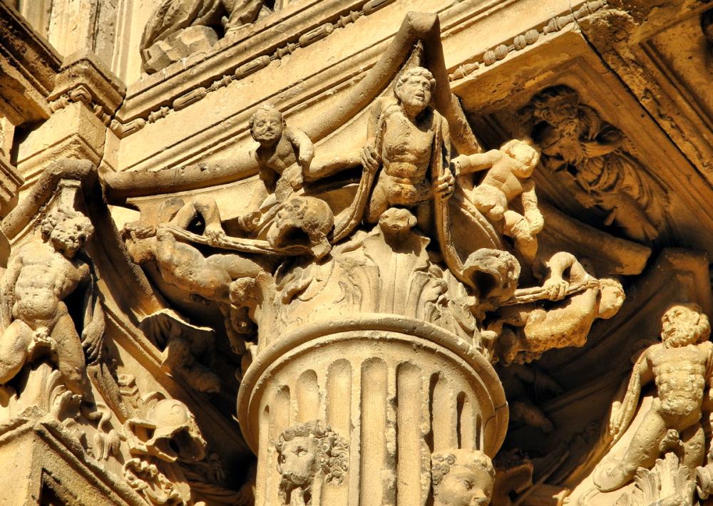 Capilla del Salvadore Ubeda Spain