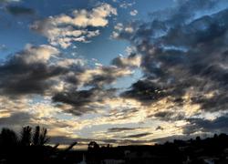 Alfaix Sunset Andalusia Spain