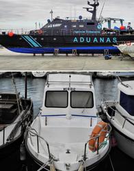 Boats Cabo de Gata Andalusia Spain