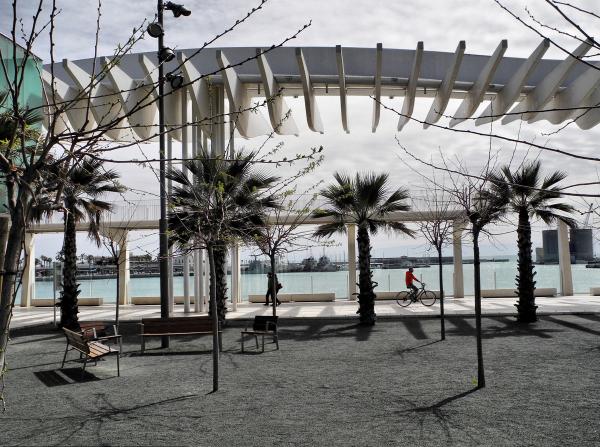 Malaga Port Spain